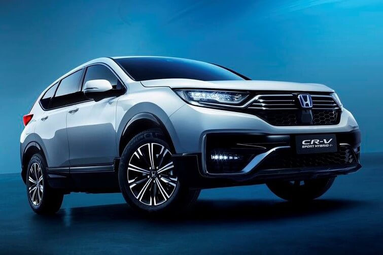 2020年の北京モーターショーで発表された「Honda SUV e:concept」