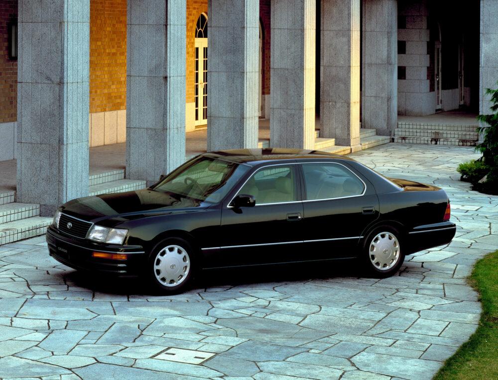 トヨタ セルシオ 2代目 1994年