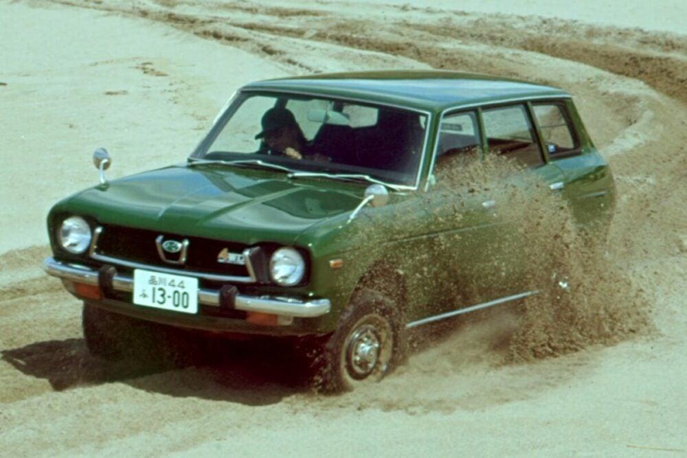 初代レオーネ 4WD エステートバン