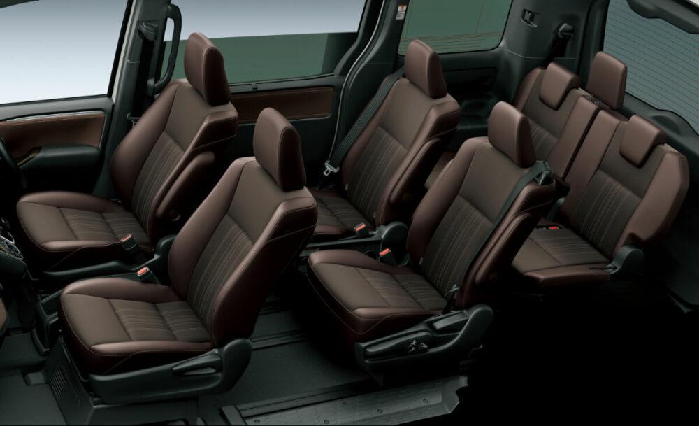 トヨタ 2代目エスクァイア 内装