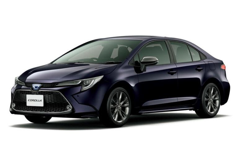 トヨタ カローラ/カローラアクシオ完全情報!おすすめグレードや人気カラー、スペックなどを解説
