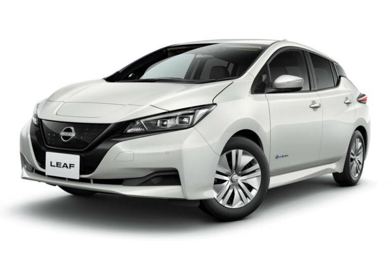 日産の電気自動車(EV)全車種を価格&航続距離で比較 2021年最新情報