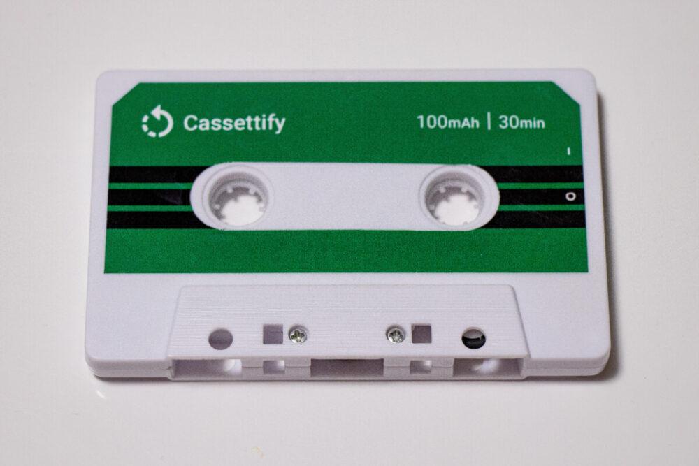 Cassettifyの表面