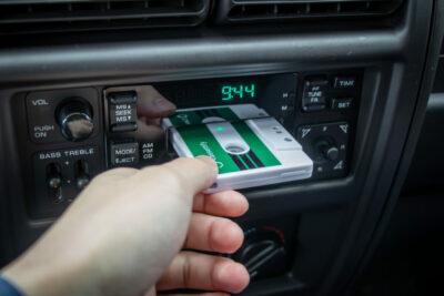 カセットデッキでストリーミング再生が可能に!「Cassettify」の最新プロトタイプを入手