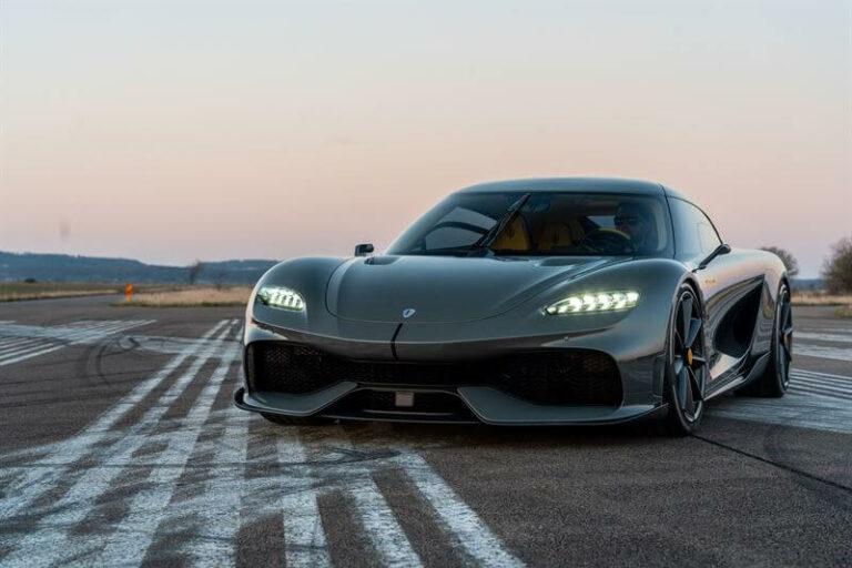 世界一加速が速い車ランキング TOP10&最高速度が速い車ランキングTOP10