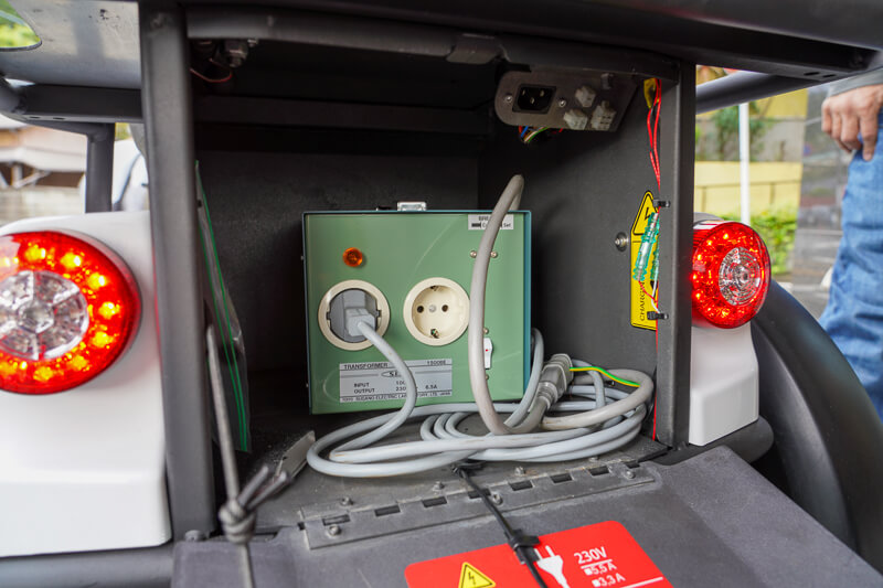 キーバス セカンドライフ DXS 充電ユニット