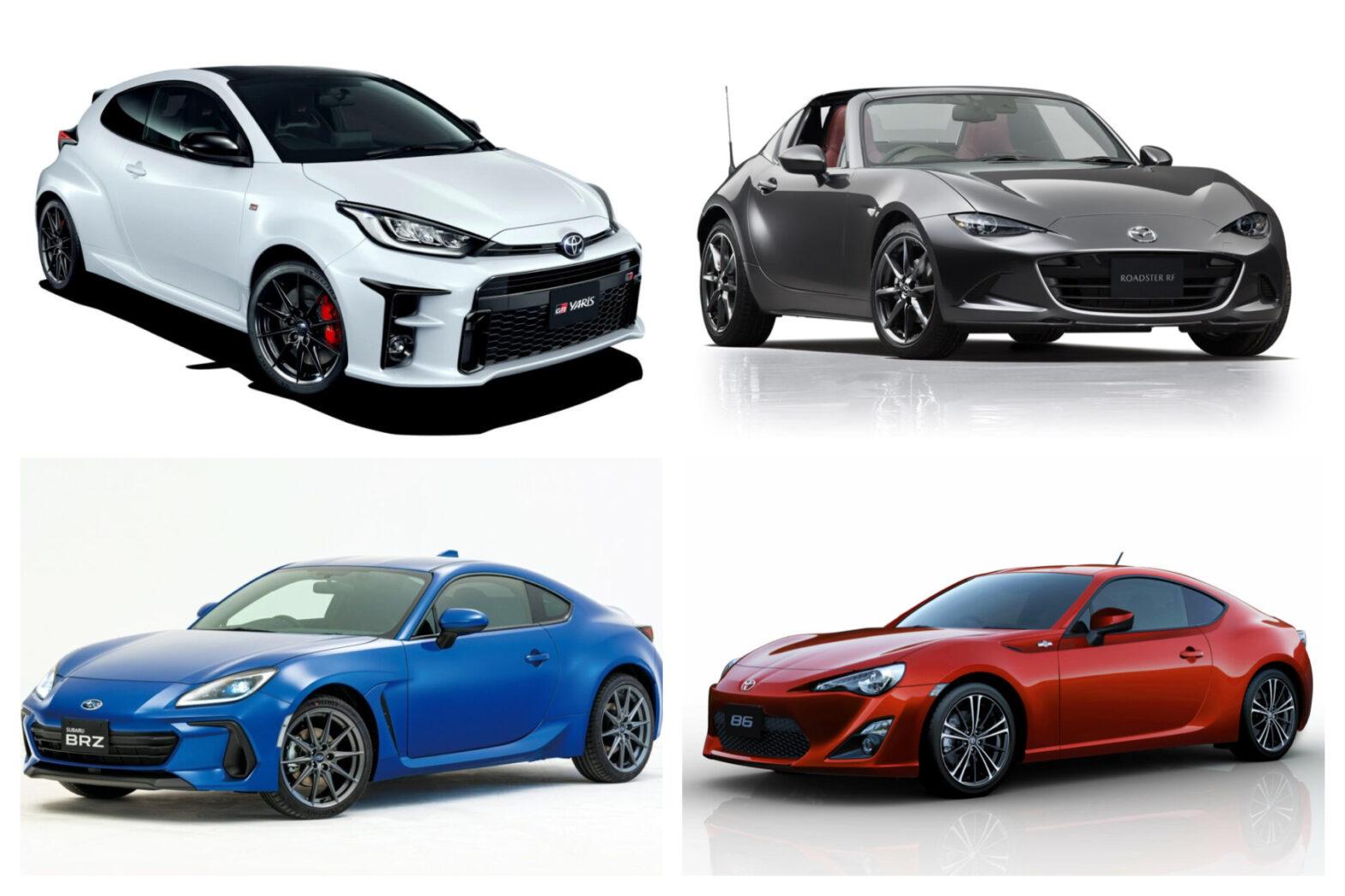 国産スポーツカー・オープンカー全車種おすすめ人気ランキング!世界で人気の名車