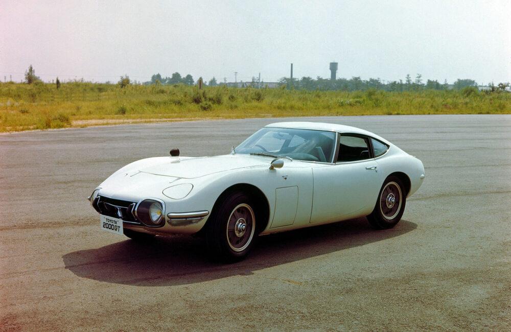 トヨタ 2000GT 1967年