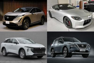 【日産】新型車デビュー・モデルチェンジ予想&新車スクープ 2021年9月最新リーク情報
