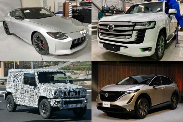 【新車情報カレンダー 2021~2022年】新型車デビュー・フルモデルチェンジ予想&リーク&スクープ