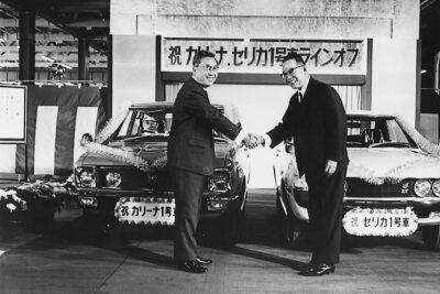 名車39台で振り返る!トヨタ自動車の90年の歴史