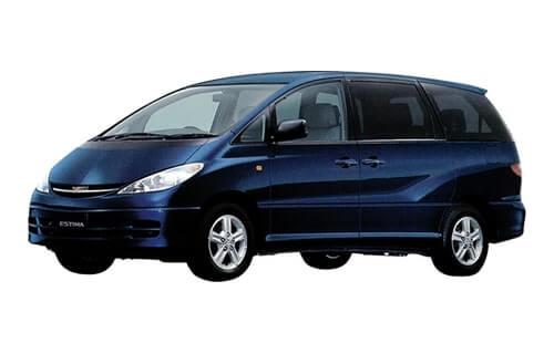 トヨタ 2代目 エスティマ T/ エスティマ L 2003年