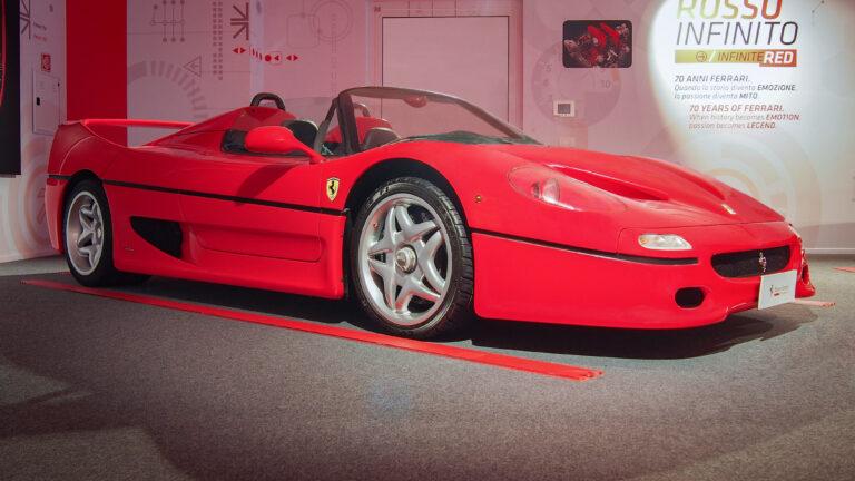 フェラーリデザイナーのピニンファリーナのデザインした車13選!日本車やプジョーなど