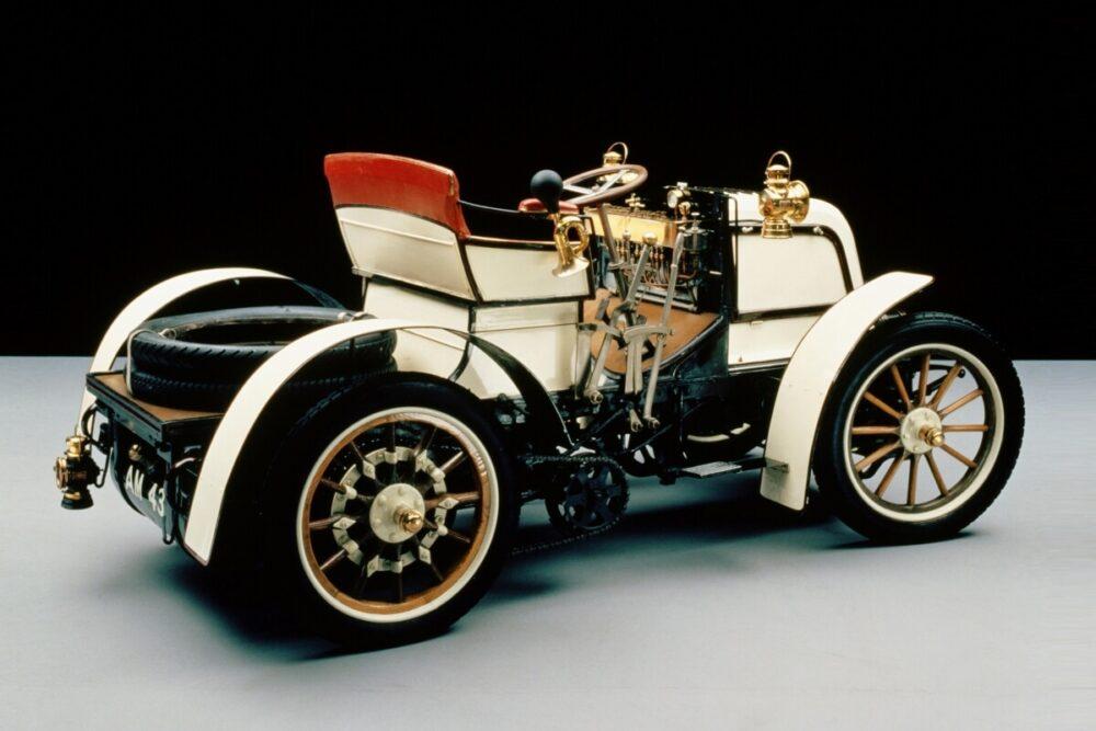 ダイムラー 8HP フェニックス