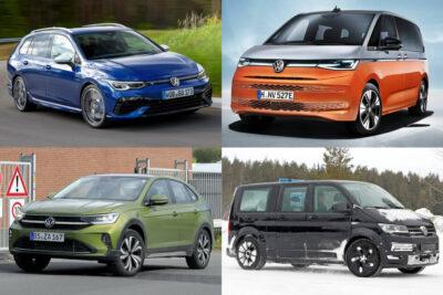 【フォルクスワーゲン】新型車スクープ・モデルチェンジ予想 2021年9月最新情報