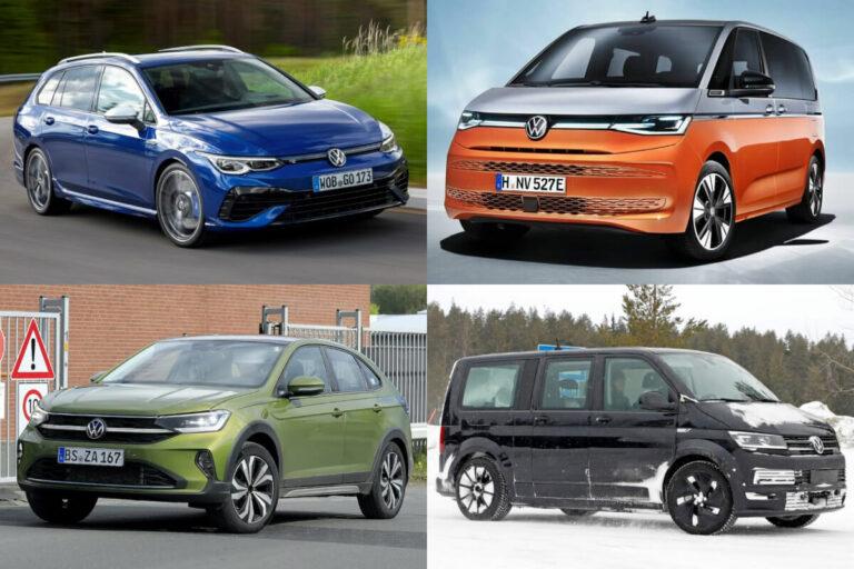 【フォルクスワーゲン】新型車スクープ・モデルチェンジ予想|2021年10月最新情報