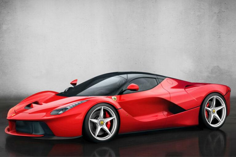 新型ラ・フェラーリ最新情報!発売日や価格&美しいフェラーリF80のデザインも