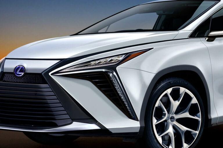 レクサス次期新型RXのデザインはこうなる?スペックや発売日を予想!