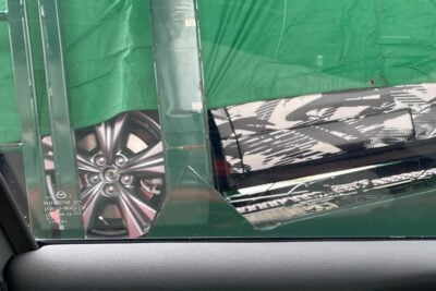 来るぞ!CX-50!マツダの新世代FR車第1弾らしきテストカーが目撃される