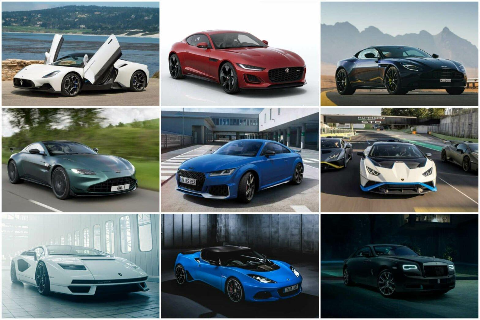 新車で買える外車クーペ34車種|2021年最新情報