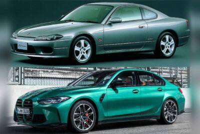 600馬力中古車と510馬力新車、速いのは?BMW M3と日産 シルビアがゼロヨン対決