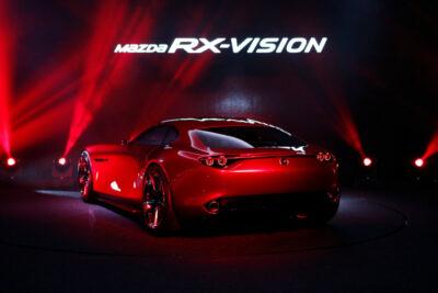 マツダ開発中スーパースポーツ「RX-9」は2023年発売?オープンモデルも登場か