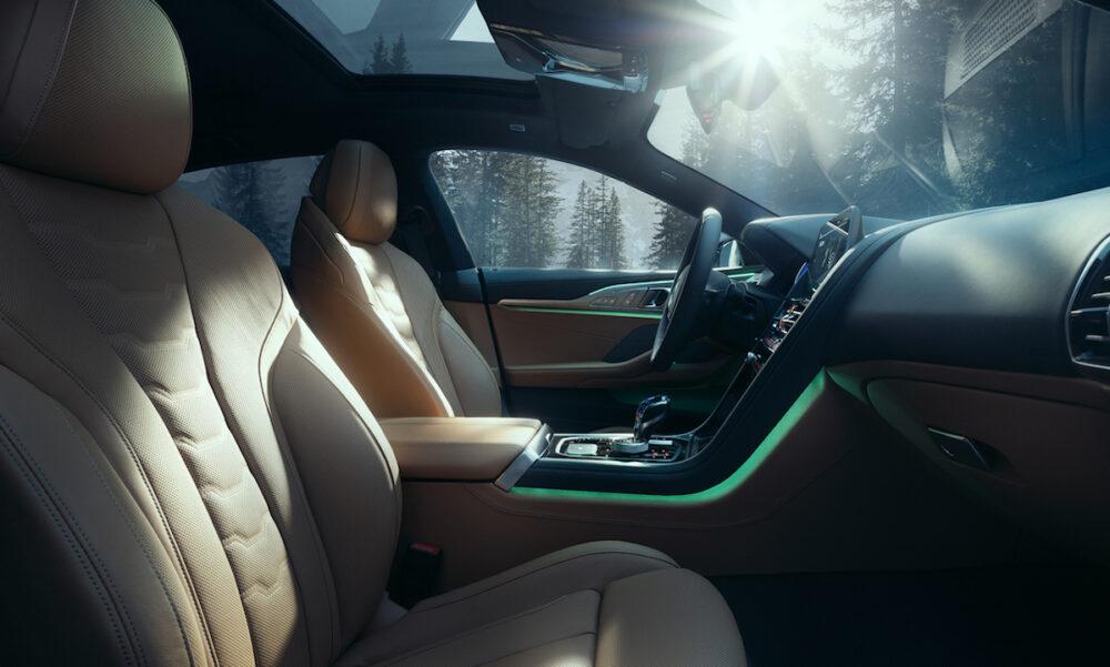 BMW ALPINA B8 Gran Coupe インテリア