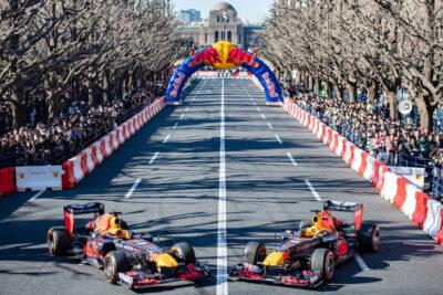 12月19日に日本が世界に誇るスーパーマシンが登場!Red Bull Race Dayが開催