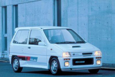 スバル360、レックス、ヴィヴィオなど今もファン多数!スバル軽自動車の名車たち【推し車】
